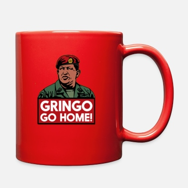 Gingo Go Home - Full Color Mug