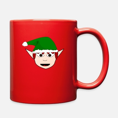 Elf Elf - Full Color Mug
