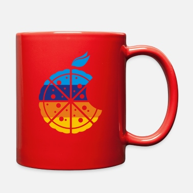 Pizza PIZZA PIZZA - Full Color Mug