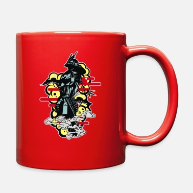 Samurai samurai - Full Color Mug