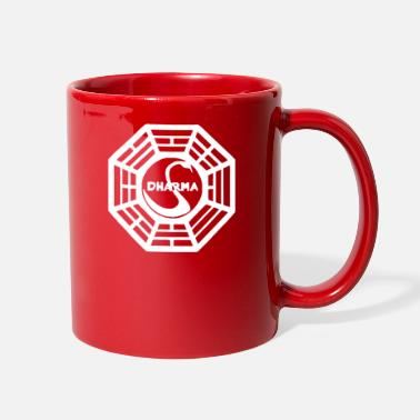 Initial Dharma Initiative - Full Color Mug