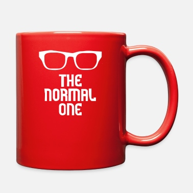 The Normal One Funny - Full Color Mug