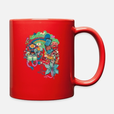 Crook Crooked Couch - Full Color Mug