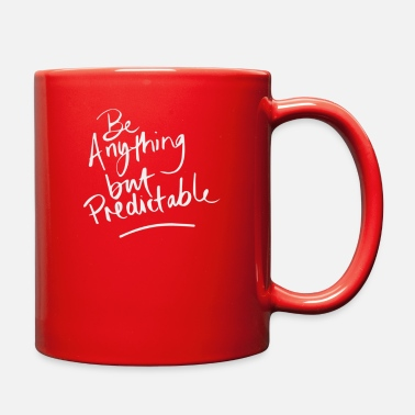 Anything Be Anything - Full Color Mug