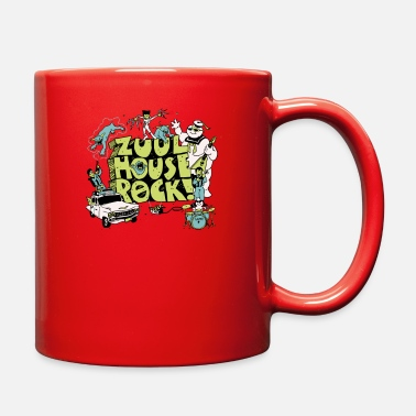 Zuul House Rock - Full Color Mug