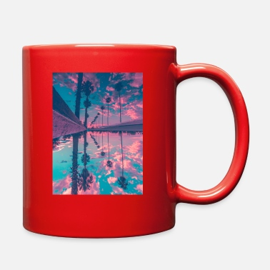 Palm Trees Palm trees - Full Color Mug
