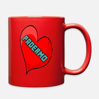 Corazon corazon padermo - Full Color Mug
