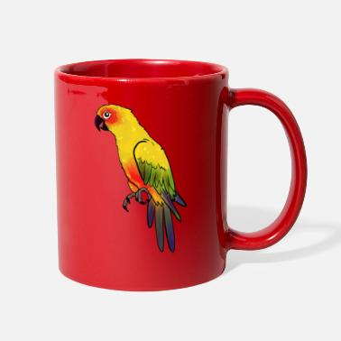 Yellow Yellow Bird - Full Color Mug
