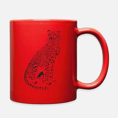 Cheetah Cheetah - Full Color Mug