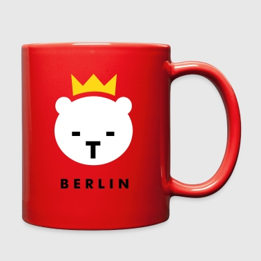 Berlin Bear - Full Color Mug