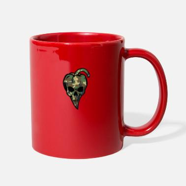 Camo camo pepperskull - Full Color Mug