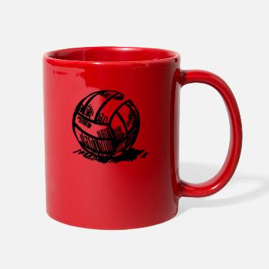 Volley volley - Full Color Mug