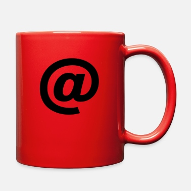 Email EMail Black - Full Color Mug