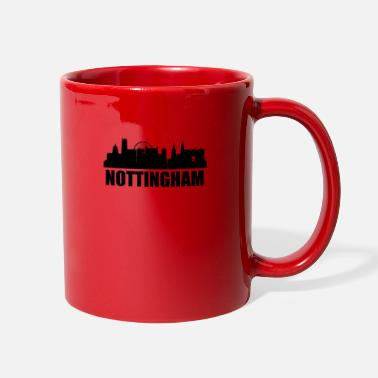 Nottingham Nottingham Skyline - Full Color Mug