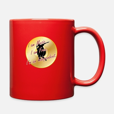 Rapper Indie Artist (Rapper/Hip Hop) - Full Color Mug