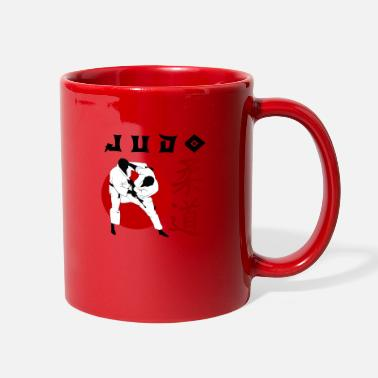 Judo judo black - Full Color Mug