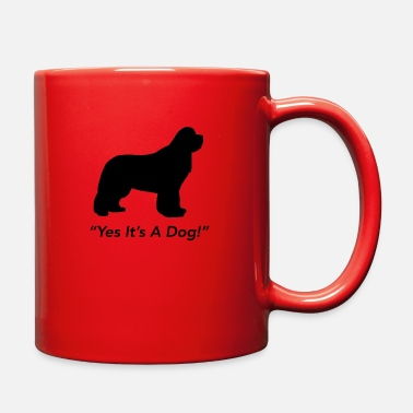 Yes Its A Dog - Full Color Mug