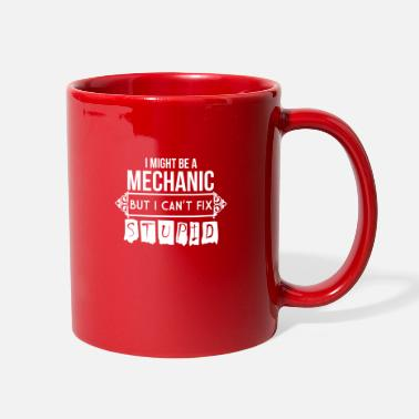 Mechanic mechanic - Full Color Mug