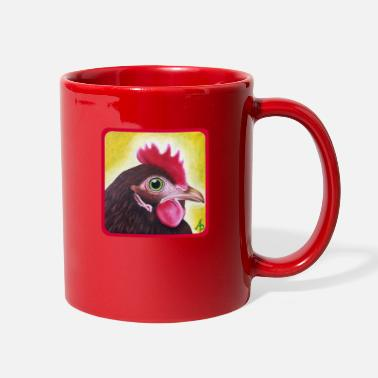 Hen Hen - Full Color Mug