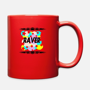 Raver raver - Full Color Mug