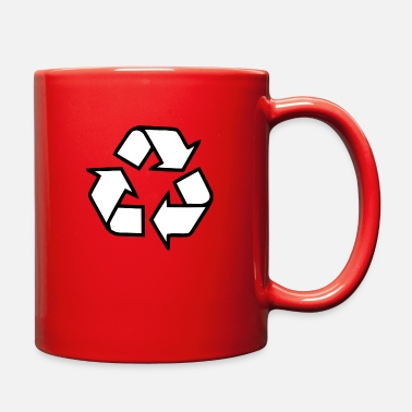 Recycling Recycling - Full Color Mug