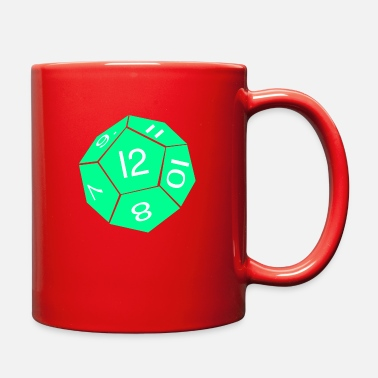 Dice dice - Full Color Mug