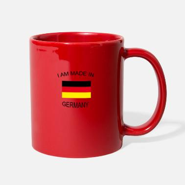 Germany i am made in germany born in germany origin - Full Color Mug