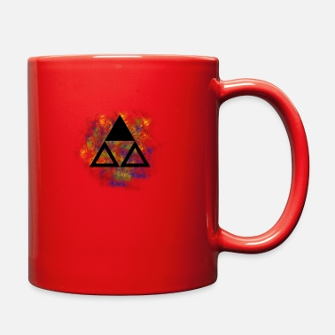 Triangle triangle - Full Color Mug