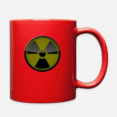 Radioactive Radioactive - Full Color Mug