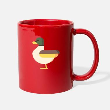 Graphics Duck Graphic - Full Color Mug