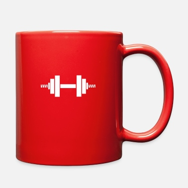 Dumbbells Dumbbell - Full Color Mug