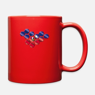 Haiti Haiti - Full Color Mug