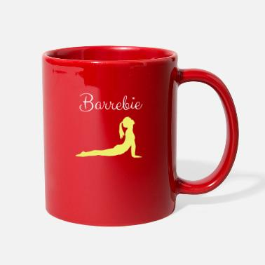 Class &amp Barrebie Girl - Barre Girl - Full Color Mug