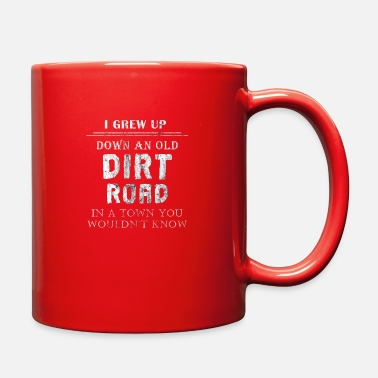Country Abbreviation Country - Full Color Mug