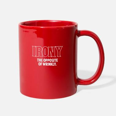 Irony IRONY - Full Color Mug