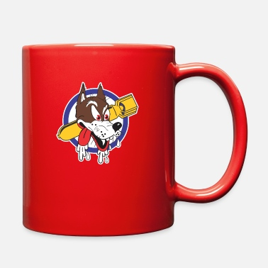 War 377th Bombardment Squadron - Full Color Mug