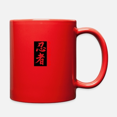 Ninjutsu Ninjutsu Japanese - Full Color Mug