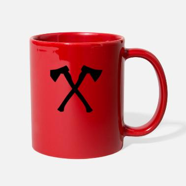 Axe ax - axe - Full Color Mug