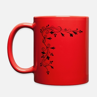 Cor decorative Plant Page cor - Full Color Mug