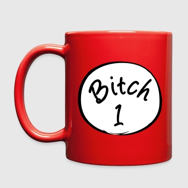 Bitch1 - Full Color Mug