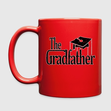 The Grad Father - Full Color Mug