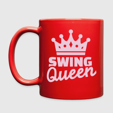 Swing Queen - Full Color Mug