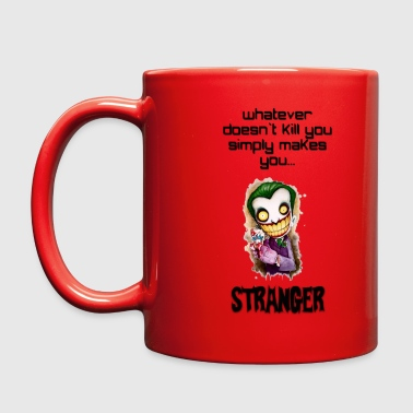Whatever doesn't kill you - Full Color Mug