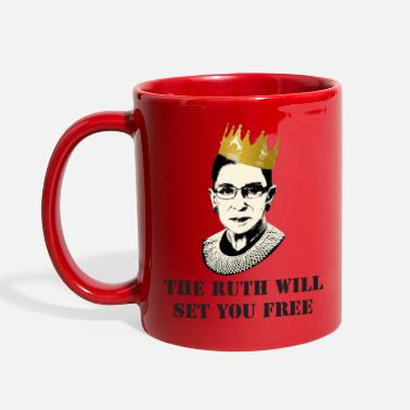Free Notorious RBG Shirt - Full Color Mug