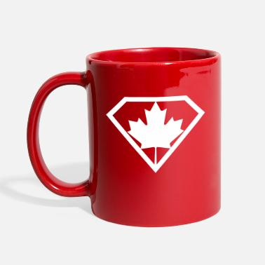 Super Canada - Full Color Mug