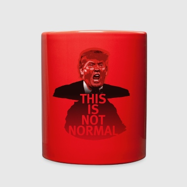 This Is Not Normal - Full Color Mug