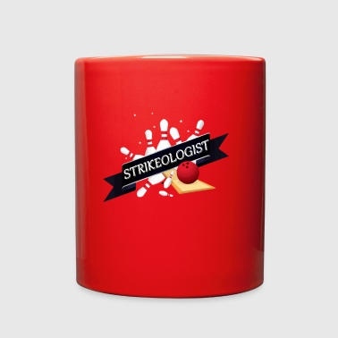 strikeologist - Full Color Mug