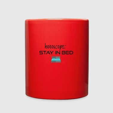 Stay in bed - Full Color Mug