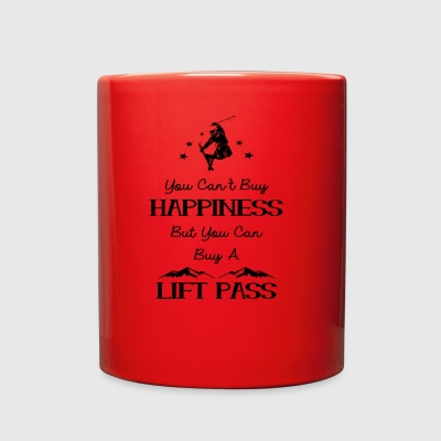 Can't Buy Hapiness - Full Color Mug