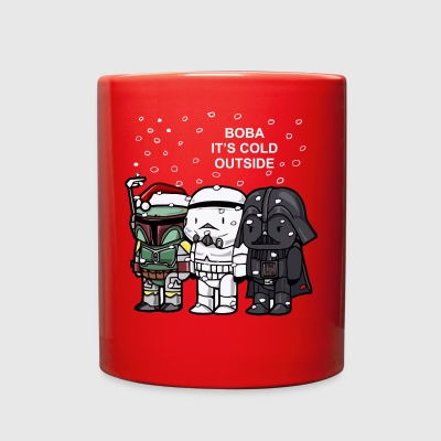 Coba It s Cold Outside - Full Color Mug